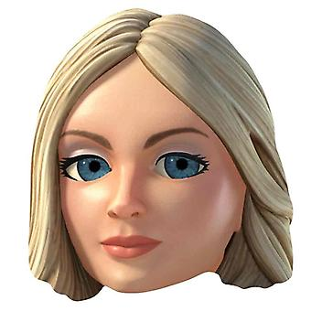 Lady Penelope Thunderbirds sind Go Single Card Party Fancy Kleid Maske
