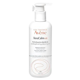 Avene XeraCalm AD Lipid Replenishing Cleansing Oil 400ml