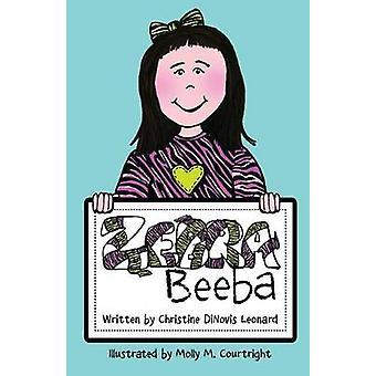 Zebra Beeba by Leonard & Christine Dinovis