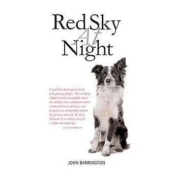 Red Sky at Night par John Barrington
