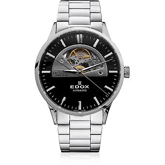 Edox - Wristwatch - Men - Les Vauberts - Open Heart Automatic - 85014 3M NIN