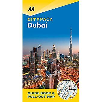 Dubai - AA CityPack - 9780749581756 Book