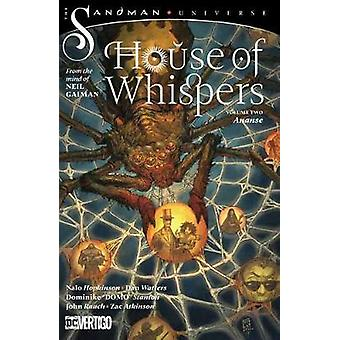 The House of Whispers Volume 2 - The Sandman Universe by Nalo Hopkinso