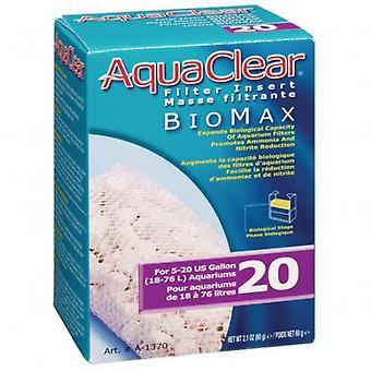 Aquaclear AQUACLEAR BIOMAX 20 (Fish , Filters & Water Pumps , Filter Sponge/Foam)