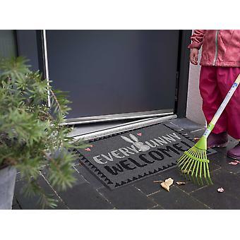 Salonloewe Doormat EveryBunny 50 x 75 cm tapis de terre lavable