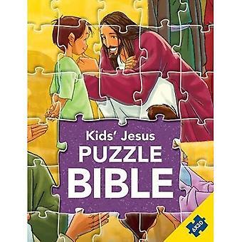 Kids' Jesus Puzzle Bible (Kids Puzzle Bibles)