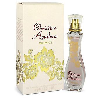 Christina Aguilera Woman Eau De Parfum Spray By Christina Aguilera 1 oz Eau De Parfum Spray