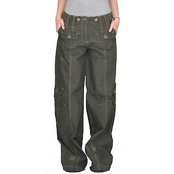 Wide Leg losse lichtgewicht Combat broek Cargo broek