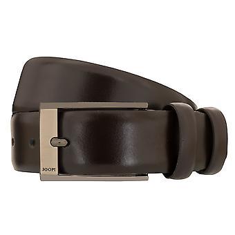 JOOP! Bälten mäns bälten läderbälte Brown 3101