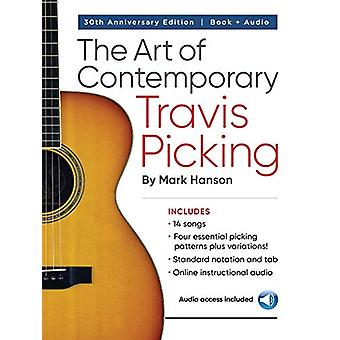 The Art Of Contemporary Travis Picking (Book/Online Audio) by Mark Ha