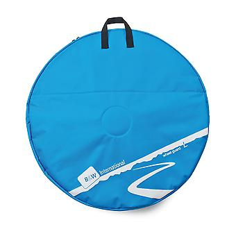 B&W Wheel Guard L Wheel Bag, Blu