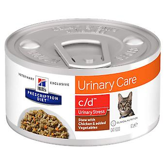 Hill's Prescription Diet Feline C / d Urinary Stress Chicken and Vegetables