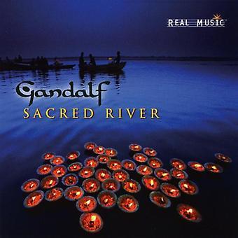 Gandalf - Sacred River [CD] USA import