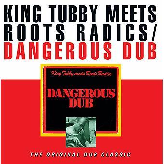 King Tubby / Roots Radics - Dangerous Dub [Vinyl] USA import