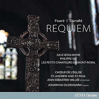 Faure / Oldengarm - Requiem [CD] USA import