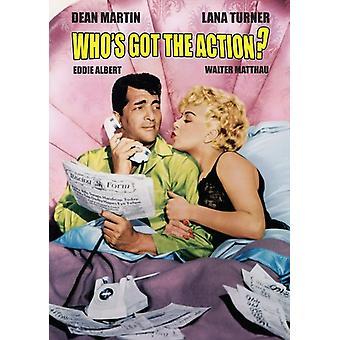 Who's Got de actie? (1962) [DVD] USA importeren