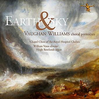Williams - Earth & Sky [CD] USA import