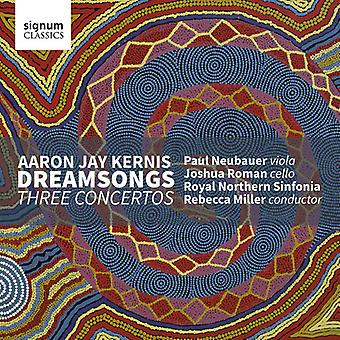 Schumann / Royal Northern Sinfonia / Neubauer - Dreamsongs / Three Concertos [CD] USA import