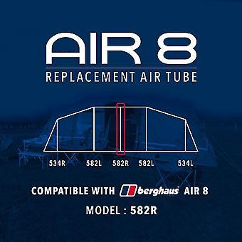 Berghaus Replacement Air Tube - 582R Black