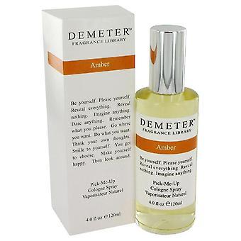 Demeter bärnstensfärgad cologne spray med demeter 462697 120 ml