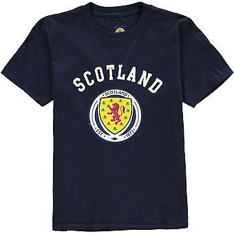 Source Lab Scotland Crest T-Shirt Junior Boys