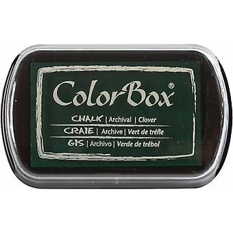 Clearsnap ColorBox Chalk Ink Full Size Clover