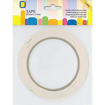 JEJE Produkt Double Sided Adhesive Tape 3 mm