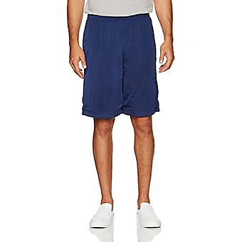 Starter Men's Mesh Shorts with Pockets,  Exclusive, Team Navy, Extra La...