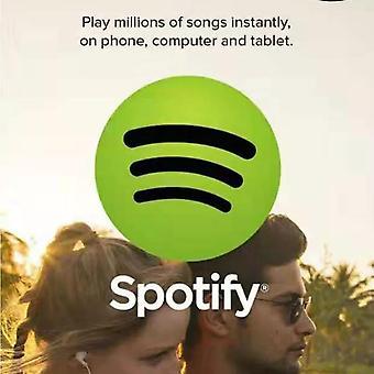 1 سنة Spotify قسط خدمة الوقت Hifi الراقية الموسيقى غير المدمرة الرسمية ماجستير حاليا الاستماع الموسيقى لاعب