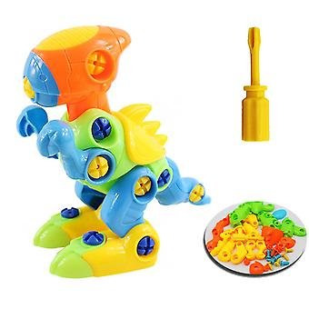 Diy Dinosaur Disassembly Blocks Toys