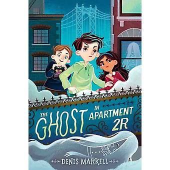 Ghost in Apartment 2R by Markell & Denis