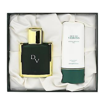 Houbigant Duc De Vervins L'elegance Pour Homme 2-delig cadeauset
