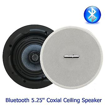 Waterdichte 5,25-inch Active Coxial Ceiling Speaker, Smart On-wall Installatie
