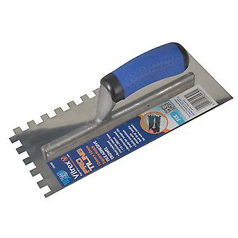 "Vitrex Professional Notched Adhesive Trowel 10mm SS 11x4.1/2"" VIT102909"