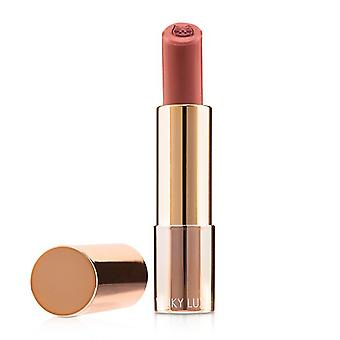 Winky Lux Purrfect Pout Sheer Lipstick - # Pawsh (Sheer Nude) 3.8g/0.13oz