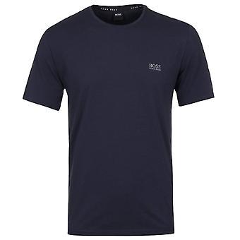 BOSS Bodywear Mix & Match Navy Crew Neck T-Shirt