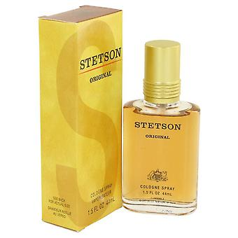 Stetson Cologne Spray By Coty 1.5 oz Cologne Spray