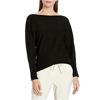 Marque - Lark & Ro Women's Long Sleeve Bateau Neck Sweater
