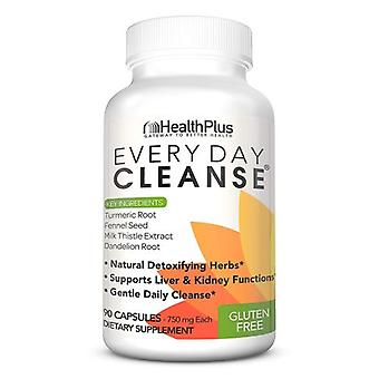 Health Plus Every Day Cleanse, 90 Caps
