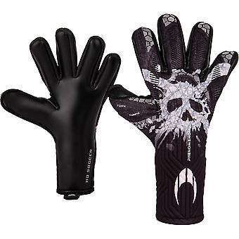 HO PHENOMENON MAGNETIC II SKULL  Goalkeeper Gloves Size