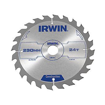 Irwin cirkelzaagblad 230 x 30 x 24T ATB IRW1897205