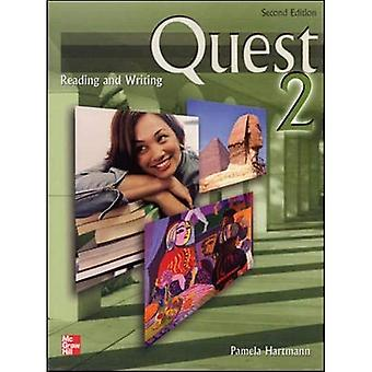 QUEST: READING AND WRITING STUDENT BOOK 2: Bk. 2