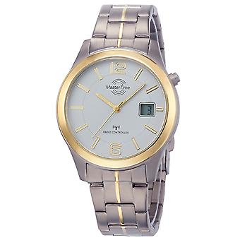 Mens Watch Master Time MTGT-10353-42M, Quartz, 42mm, 5ATM