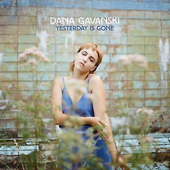 Yesterday Is Gone [CD] Usa:n tuonti