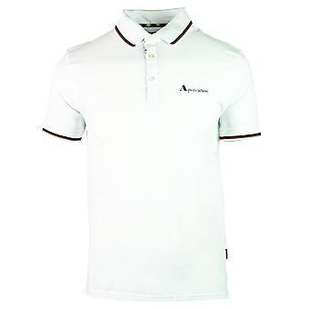 Chemise blanche aquascutum brand logo