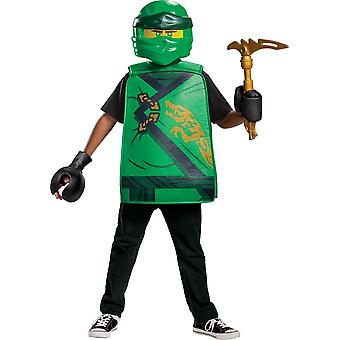 Boy's Lloyd Legacy Basic Costume - Ninjago