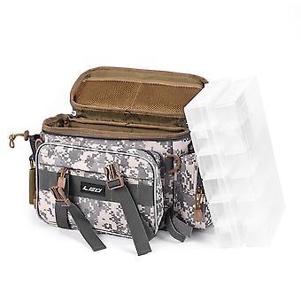 Sac pour cas de pêche Outdoor Sports Waist Pack, leurres Sac à dos de rangement gear