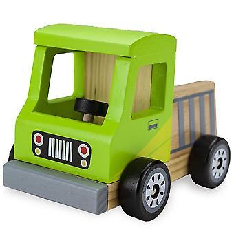 טנדר גלגלים מעץ משאית