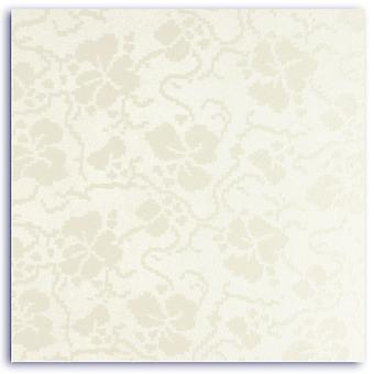 10 Dandy White Broderie Card Sätter Storlek 2 (Medium)