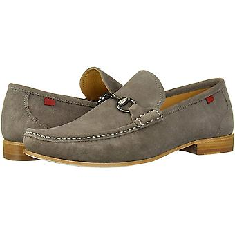 Marc Joseph New York Men's Shoes Gold Collectionr Leather Closed Toe Penny Lo...